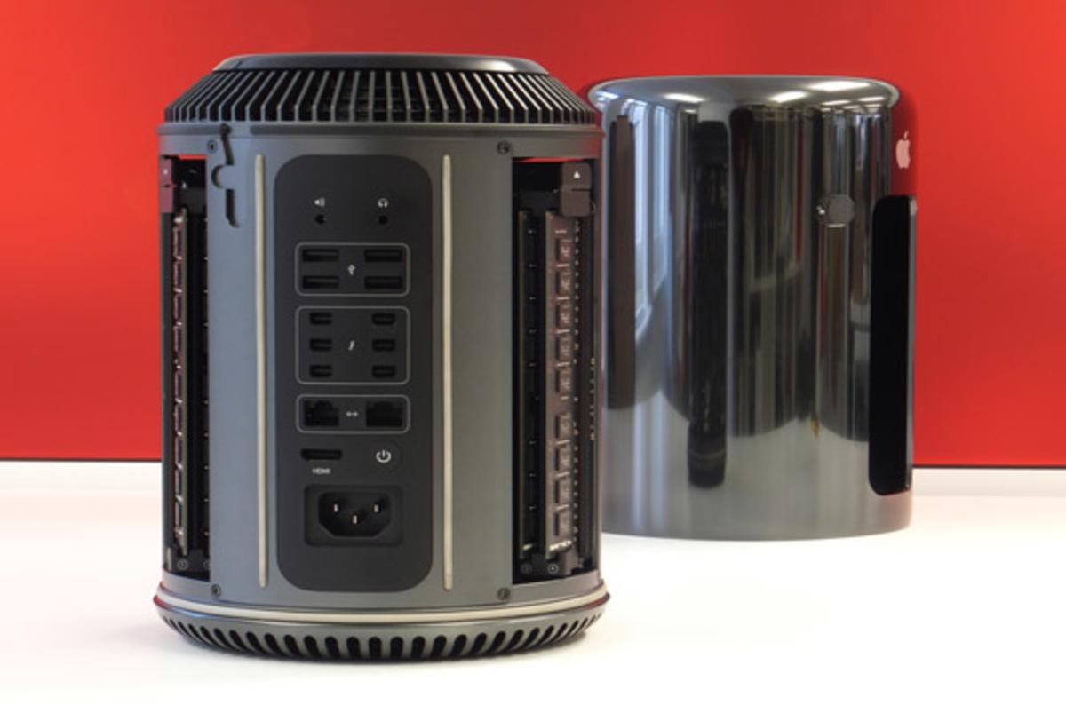 Microsoft Office Trial >> Apple Mac Pro: It's a death star, not a nappy bin, OK? • The Register