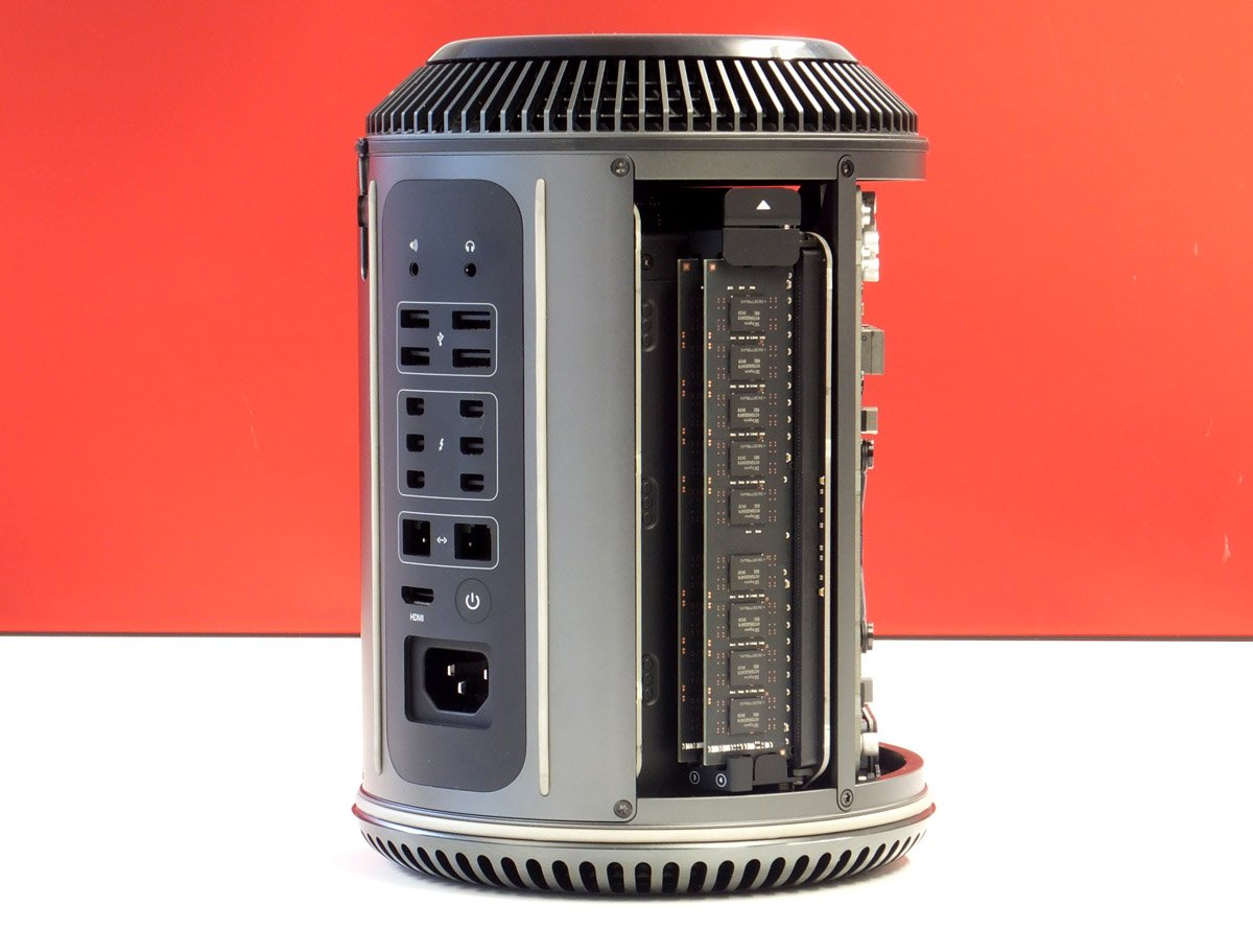 Apple Mac Pro: It's a death star, not a nappy bin, OK? • The Register