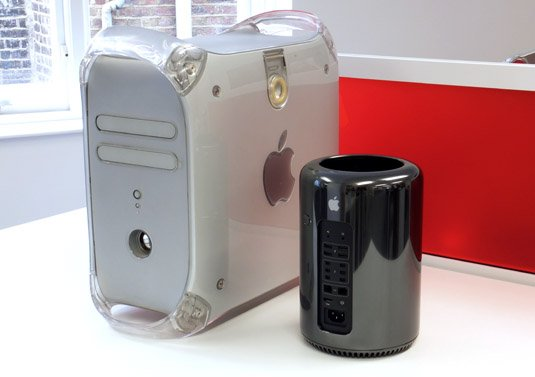 Apple Mac Pro with Power Mac G4