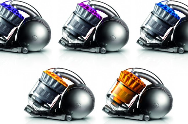 Dyson DC37 vacuum cleaners
