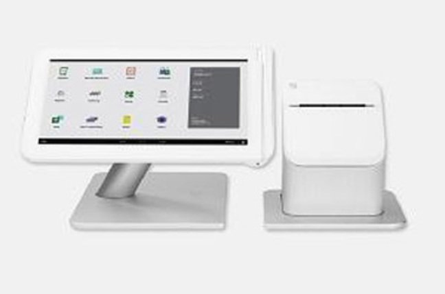 First Data's Claover an Android based point of sale terminal