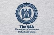 NSA parody T-shirt