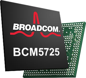 Broadcom NetExtreme II adapter