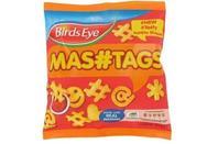 Birds Eye 'mashtag' snack