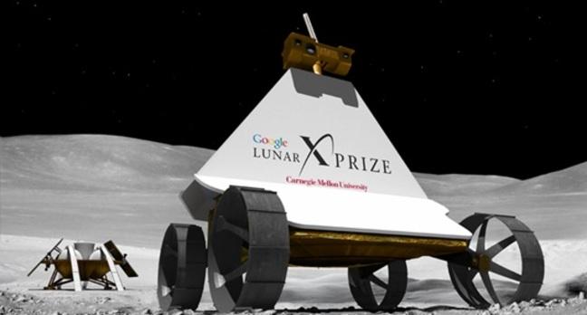 Astrobotics rover