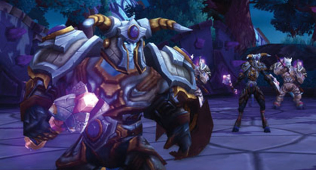 Preview - World of Warcraft: Warlords of Draenor