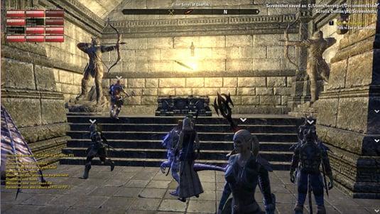Elder Scrolls Online preview