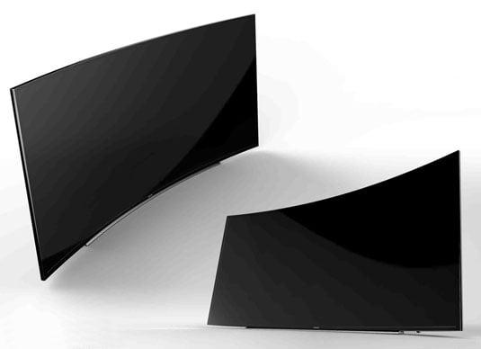 Samsung_105-inch curved TVs