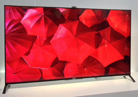 Sony X85 65-inch flat panel 4K TV