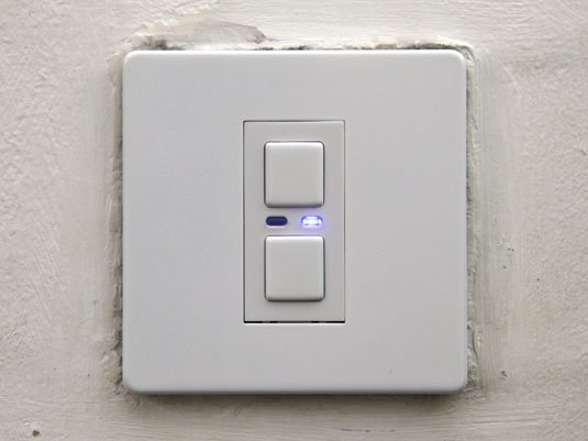 LightwaveRF dimmer