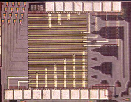 Caltech's phased array chip