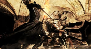 Dark Souls II knighty knight