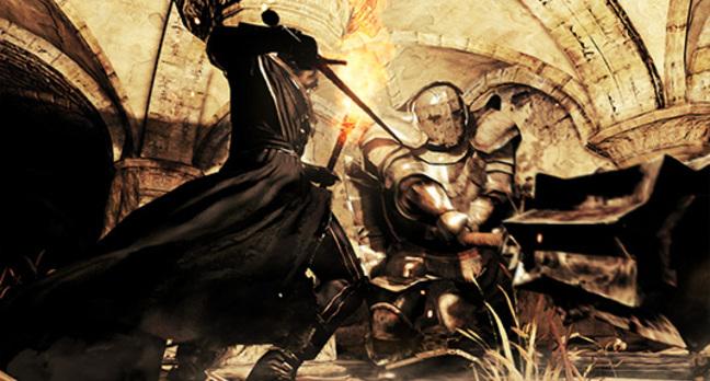Dark Souls II knighty knight