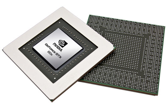 Nvidia GeForce GTX 880M