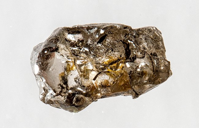 The $20 diamond that yielded the ringwoodite sample