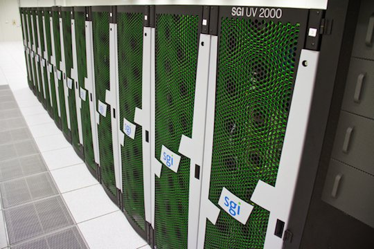 The Zythos Supercomputer at Australia's iVEC