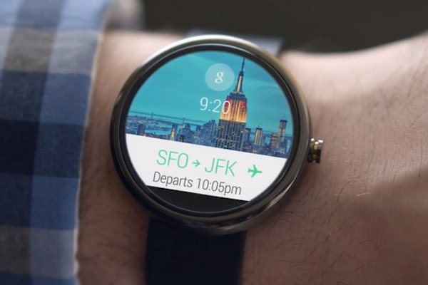 WOW! Google invents the DIGITAL WATCH: What a time to be ...