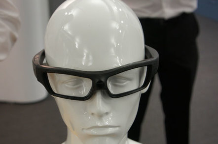 Spy glasses not a telescope