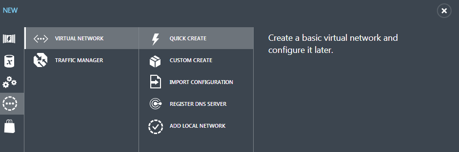 Azure Local Network