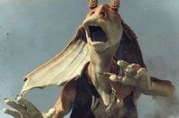 Jar Jar Binks in <i>Star Wars</i>