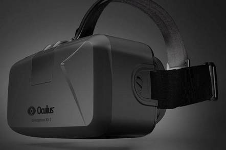 Virtual-reality Dev Kit 2 game goggles by Oculus – now with