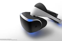 Sony's Morpheus virtual reality headset