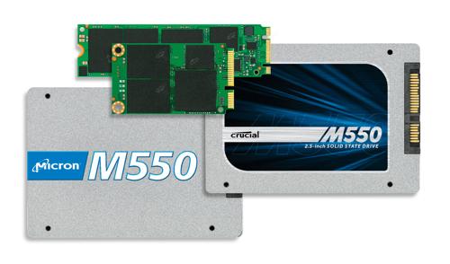 Micron M550