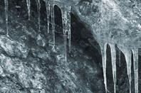 Evian ice