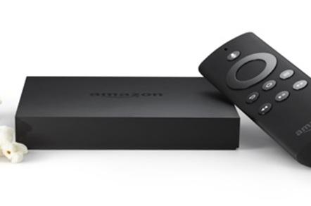 Amazon stuffs games into Fire TV box: Soz, rivals    WE don