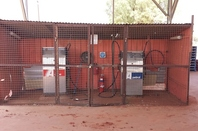 Petrol behind bars in Willowra