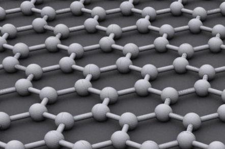 Too late, Blighty! Samsung boffins claim breakthrough graphene