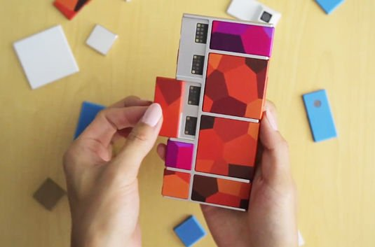 Google's Project Ara 'Phonebloks' phone