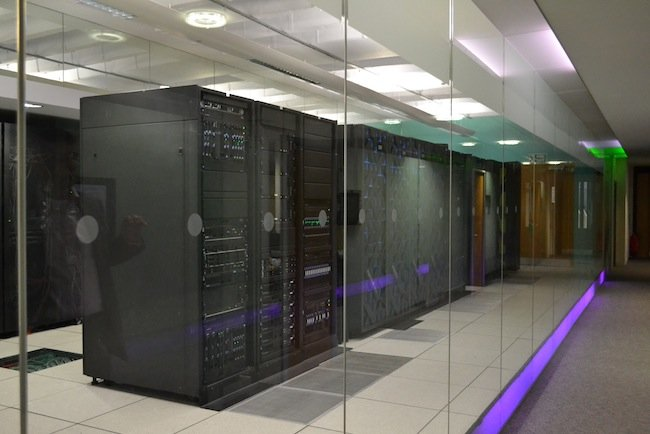 IBM's Hursley partner centre: A shop window for datacentres