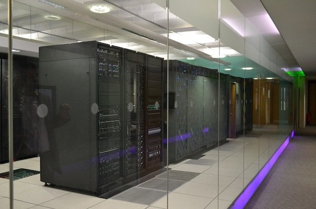 IBM's Hursley partner centre: A shop window for datacentres
