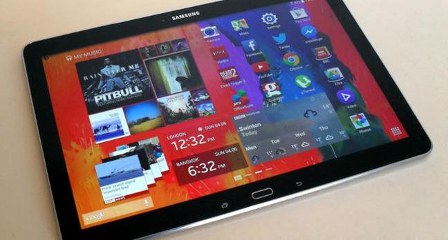 Samasung Galaxy Note Pro 12.2