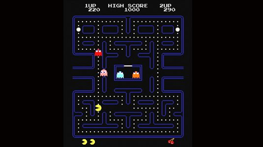 Pac-Man: original and best?