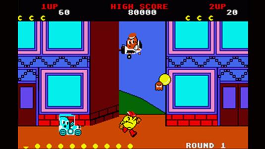 Pac-Man: Pac-Land