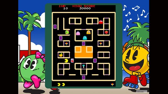Pac-Man: Pac and Pal