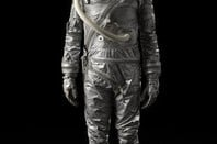Mercury-era spacesuit