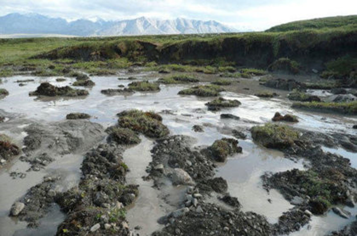 Melting Permafrost Switches To Nasty High Gear Methane