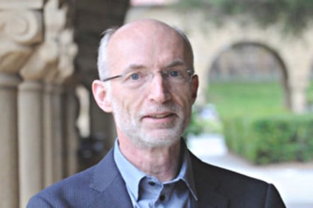 Stuart Parkin of IBM
