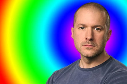 Photo of Jonathan Ive