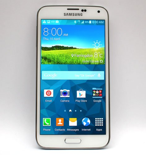 Samsung's TouchWiz isn't going away any time soon