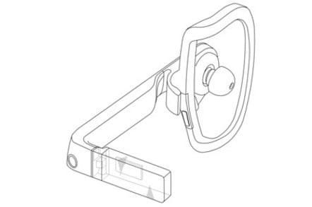 Samsung files patent for ear-mounted Google Glass