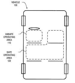 Apple iPhone driving patent