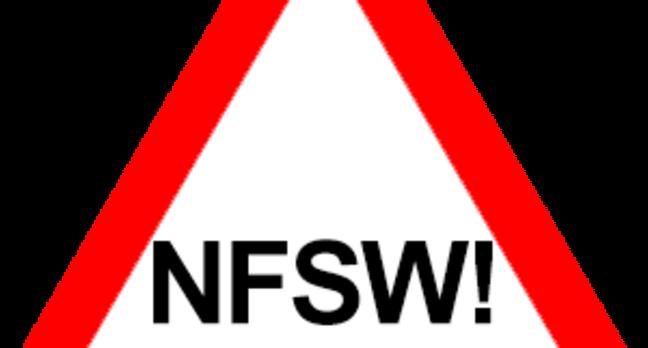 NSFW!