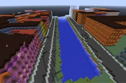 Minecraft Players Can Now Download Denmark All Of It In
