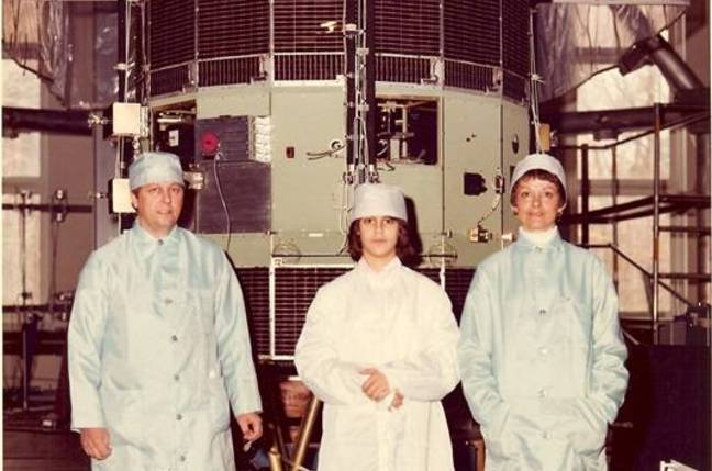 Farquhar, his family, and ISEE-3