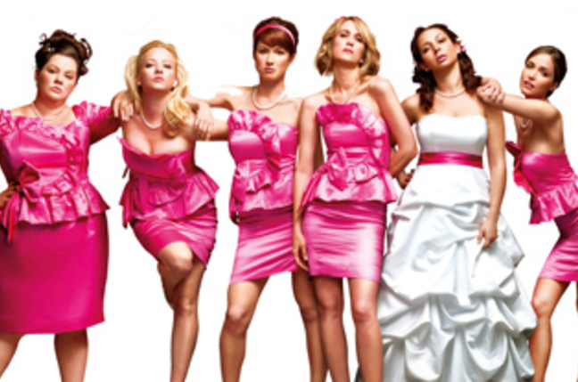 Bridemaids movie