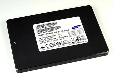 Samsung PM835T TLC SSD